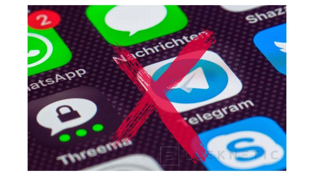 Delete your Telegram account